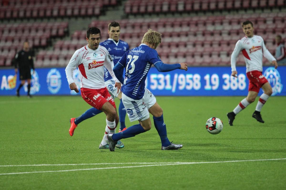 Fredrikstad m?ter Moss i cupen. Sarpsborg 08 m?ter Kvik Halden. Her ...