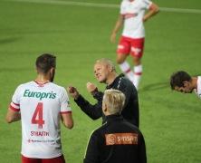 39107fa0 Fredrikstad hadde flaks mot Kristiansund. Spilte 0-0
