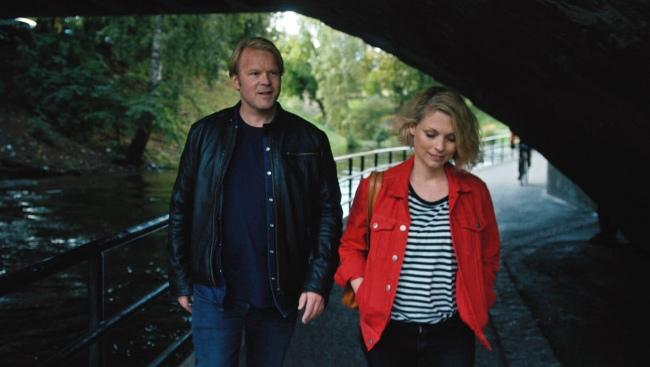 b0b7eb4b NRKs nye dramasatsing «En natt» er en romantisk beretning om to menneskers  første møte på en blind date. Serien får premiere på NRK TV fredag 2.  februar ...